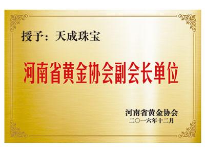 河南省黄金协会副会长单位